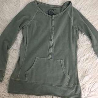 Lightgreen Sweater