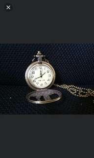 上海懷旧古色懷錶十頸鏈