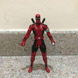 "Vintage 5"" Deadpool (Marvel Legends X-Men X-Force Select)"