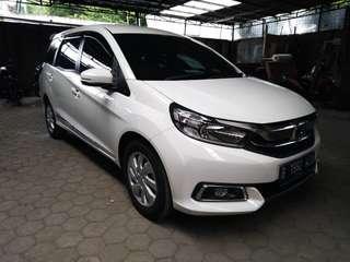 Honda Mobilio E CVT 2017