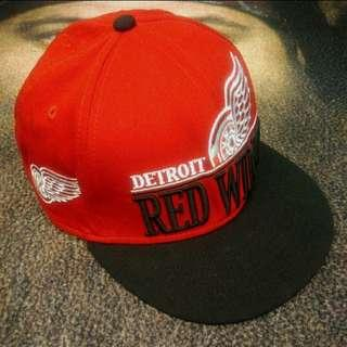 New Era NHL detroit red wings cap Free size adjustable