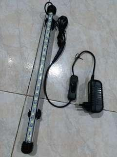 led light with switch and adapter 防水 led 連火牛開關 吸盤