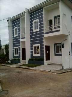 Townhouse rent to own/preselling