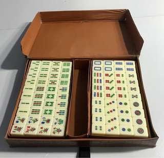 Preowned Mahjong Set