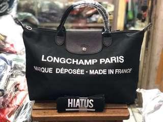 Longchamp Hiatus