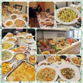 到會 派對 party 週年紀念 慶祝 私房菜