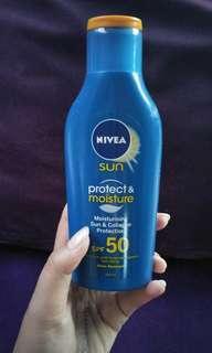 Nivea Sun Protection