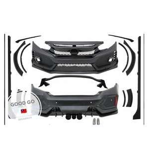 Honda Civic FC Type R Bodykit PP Full Set