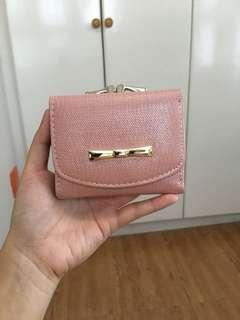 Pink Sparkly Wallet