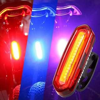 🚚 DARKBEAM LED Bike Tail Light 096 USB Rechargeable Waterproof Bicycle Tail Light Ultra Bright Road Bike Taillight High Intensity Rear Accessories Easy to Install for Cycling Safety Flashlight