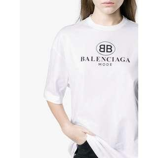 BB Balenciaga Mode T-Shirt NWT top blouse VLTN lane crawford joyce