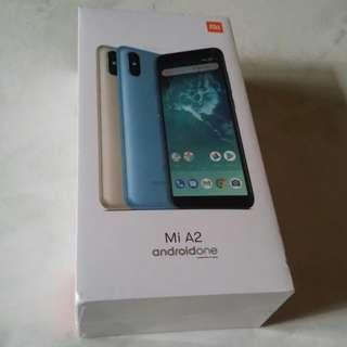Xiaomi mi A2 32GB Brand new blue