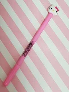 Hello Kitty Head Capped Pen