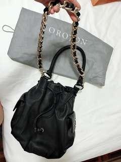 Authentic Oroton bucket bag