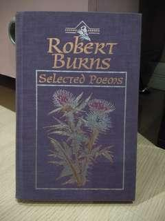 A Collection of poems by Robert Burns