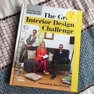 The Great Interior Design Challenge, Based on the BBC Programme - Buku  Desain Interior / Interior Design