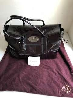 Mulberry Bayswater Patent Leather