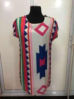 ❗️ON SALE❗️colorful dress