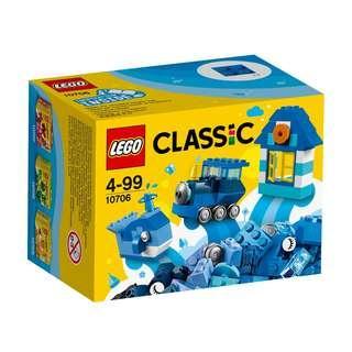 [In hand] LEGO 10706 Classic Blue Creativity Box