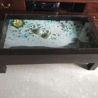 Coffee Table With Drawer