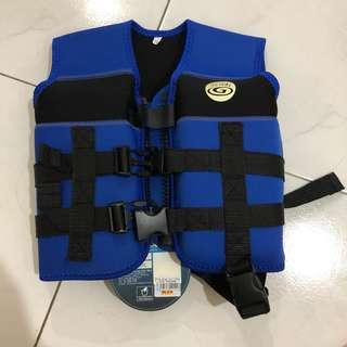 Ogival Baby float jacket