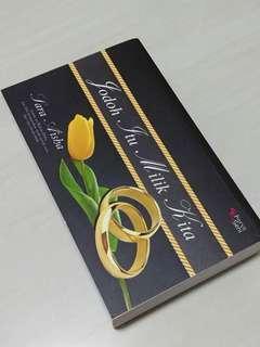 Novel Melayu / Malay Novel : Jodoh itu milik kita