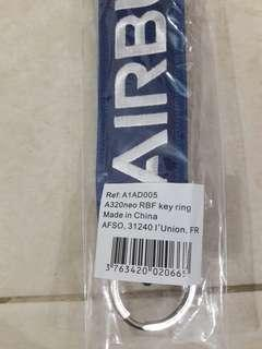 Airbus A320neo Keychain