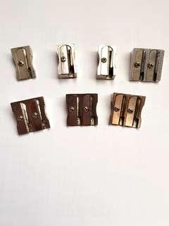 Bundle - 7 pcs metal sharpeners