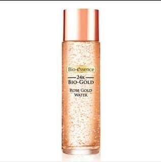 Bio-Gold Rose Gold Water