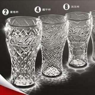 🚚 麥當勞「2014 Coca-Cola R風格曲線杯」鐵甲杯