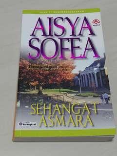 Novel Melayu / Malay Novel : Sehangat Asmara