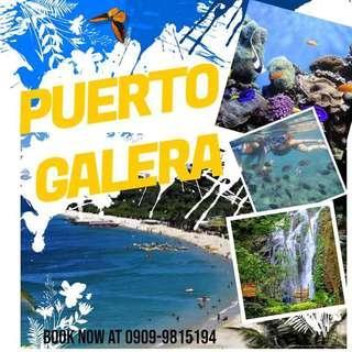 Puerto Galera Promo Packages 4,6,10pax
