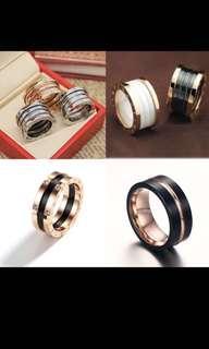 Luxury rings (super good quality)