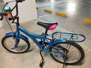 """Kids Bicycle 16"""" and 18"""""""