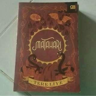 Novel No ORI Tere liye - Matahari
