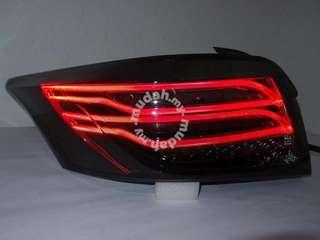 T vios 14 tail lamp light bar