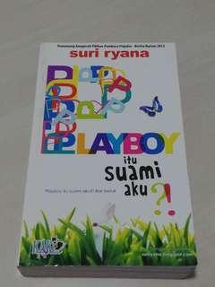 Novel Melayu / Malay Novel : Playboy itu suami aku
