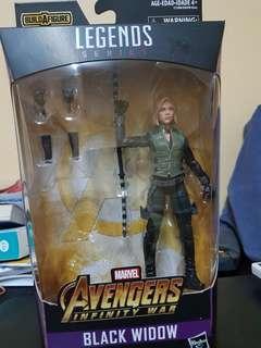 Marvel Legends Black Widow