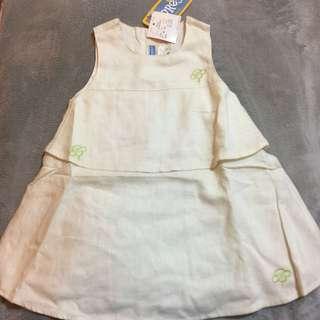 🚚 愛的世界~MORESE 女童洋裝 2號(適合2-4歲)