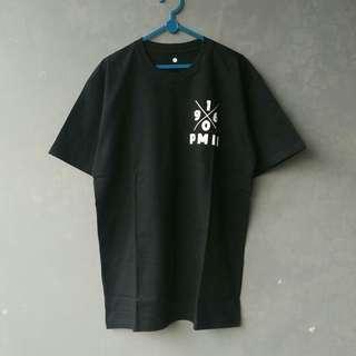 (NEW) Black tshirt ⛔NO NEGO NO FREE ONGKIR⛔
