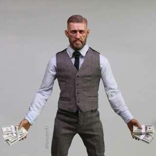 1/6 scale toy USD money $100 notes