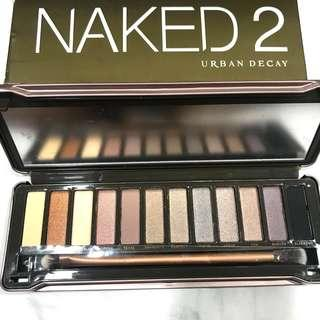 Urban Decay Naked 2 Palette #MidSep50
