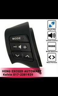 Perodua Alza/ Myvi Icon Steering Control Button Parts