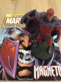 MAGNETO the classic marvel figurine collection