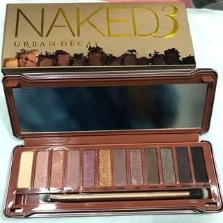 Urban Decay Naked 3 Palette #MidSep50