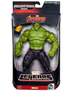 Marvel legends hulk avengers age of ultron thanos wave