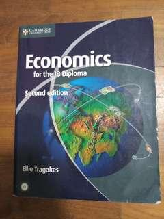 🚚 IB Economics by Ellie Tragakes 2nd Edition