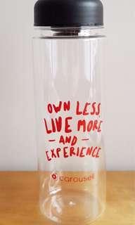 Carousell plastics bottle 水壼