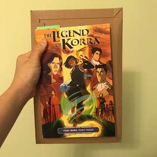 The Legend of Korra: Turf Wars (Part 3)