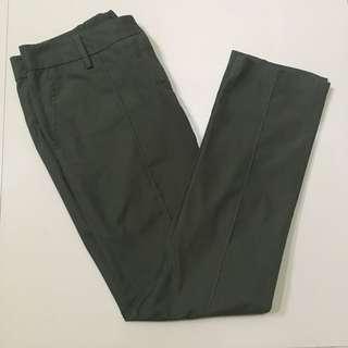 Moss Green Pants